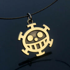 One Piece Trafalgar Law Ruffy Anime Kette Halskette Necklace Anhänger Cosplay