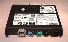 GM NG 2.0 HMI CONTROL MODULE NAVIGATION MULTIMEDIA OEM 23427516