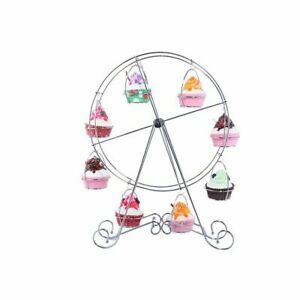 Ferris Wheel Cupcake Dessert Stand Carrier Holder for Birthday & Wedding Party
