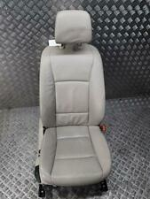 BMW 5 Series F10 2010 To 2013 Leather Front Seat RH Driver Side O/S+WARRANTY