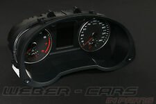 Audi Q3 8U Tacho Kombiinstrument Benzin Ottomotor instrument cluster 8U0920940B