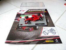 Ferrari F399 Mika Salo #3 1999 1/43 F1 Ixo F1 Formule 1 + fascicule