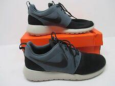 Nike Roche Run Black/Gray Fashion Sneakers Sz 6M With Original Box EUC!