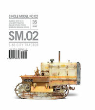 SM.02 S-65 City Tractor: 1/35 Russian ChTZ S-65 Stalinetz Tractor