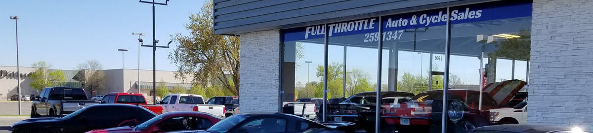 Full Throttle Auto & Cycle Inc