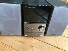 Panasonic Kompaktanlage CD