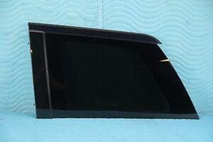Mercedes GL450 Rear Passenger Quarter Glass Window Capri Blue 359 2007-2012 OEM