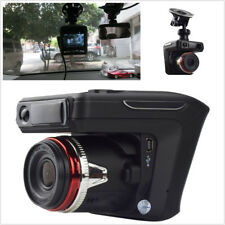 2 In 1 2.4'' HD 1080P Car Video Camera Recorder Dash Cam Radar Speed Detector