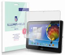 "iLLumiShield Anti-Glare Matte Screen Protector 2x for Acer Iconia Tab A510 10.1"""