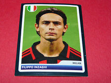 122 PIPPO INZAGHI MILAN AC UEFA PANINI FOOTBALL CHAMPIONS LEAGUE 2006 2007