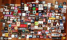 HUGE NEW 350+ Rock Metal Punk Country Indie Folk Rap Alt Ltd Ed Stickers Lot!