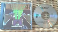 Queensryche-Warning 1984 CD **ORIGINAL MANHATTAN**NR MINT CD** FREE POST