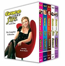 Grace Under Fire . Complete Series . Season 1 2 3 4 5 . Chuck Lorre . 14 DVD NEU