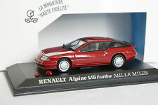 Norev 1/43 - Alpine Renault V6 Turbo Mille Miglia