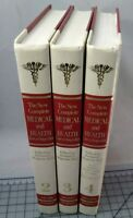 The New Complete Medical and Health Encyclopedia Volume 2 2,3,4. Set Hardcover