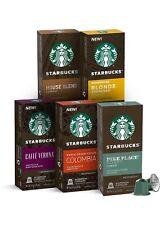 Starbucks by Nespresso Original Line Variety Coffee Capsule (100 Count)