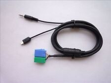 Android system Samsung HTC LG Sharp Charger AUX Audio line For Porsche BECKER CD