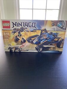 LEGO Ninjago Thunder Raider (70723) Masters Of Spinjitzu