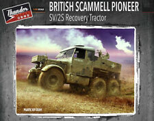 Thunder Models 1/35 British Scammell Pioneer SV/2S Recovery Tractor # 35201