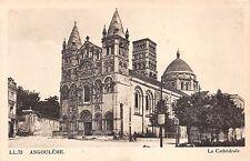 B37276 Angouleme la Cathedrale france