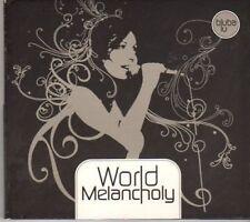 (BU154) Bluba Lu, World Melancholy - DJ CD