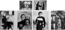 Vintage Logan's Run B&W 8x10 Litho/Still Set of 6 Photos- Warehouse Find