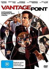 Vantage Point - Action / Thriller / Assassination - NEW DVD