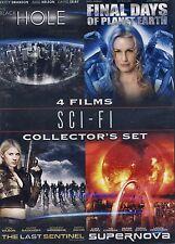 Sci-Fi Collector's Set (BRAND NEW DVD!!2-Discs)JUDD NELSON,