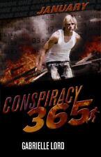 January (Conspiracy 365)-ExLibrary