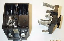 SQUARE D FSP-260 FSP 260 FSP260 2POLE 60AMP FUSE BLOCK AND PULL OUT