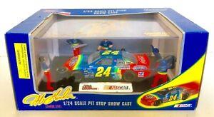 NOS Racing Champions 1/24 Scale 1995 Jeff Gordon Pit Stop Showcase