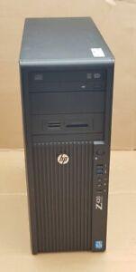 HP Z420 - Xeon E5-2670 v2 # 10 cores - 32 Go - SSD - 3 Tb