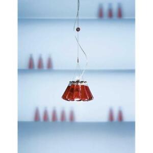 Ingo Maurer - CAMPARI LIGHT - Lampada a sospensione