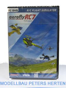 Ikarus aerofly RC7 PROFESSIONAL auf DVD für Windows - 3071030