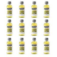 Listerine Original Oral Care Antiseptic Mouthwash 3.2fl.oz 95 mL ( Pack of 12 )