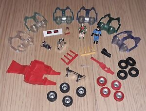 Corgi 267 Batman Batmobile Reproduction Spare Parts - Choose Part From List