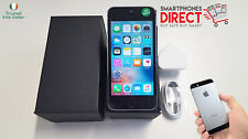 Apple iPhone 5s Space Gray - 16GB - Network Unlocked - FREE Tempered Glass