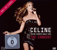 "Celine Dion ""Taking Chances World Tour..."" DVD + CD NUOVO"