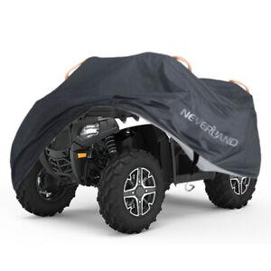 XXXL ATV Abdeckung Quadgarage UV Schutz für Polaris Touring 550 570 850 XP 1000