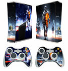 Battle 202 Vinyl Decal Skin Sticker for Xbox360 slim and 2 controller skins