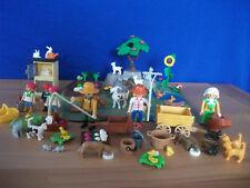 Playmobil Spielset Großer Bauernhof guter Zustand