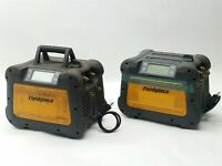 FIELDPIECE MR45 DIGITAL 1HP HVAC/R VARIABLE SPEED RECOVERY MACHINE LOT 2 PARTS