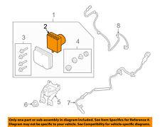 FORD OEM Anti-lock Brakes-Control Module DG1Z2C219C