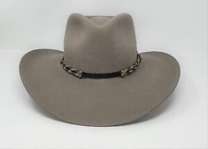 STETSON 4X  FELT DRIFTER COWBOY WESTERN HAT