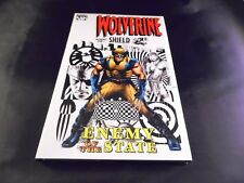 WOLVERINE: ENEMY OF STATE, VOL. 2 By Mark Millar - Hardcover Excellent Condition