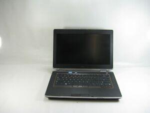 """Dell Latitude E6420 14"""" Laptop 2.2 GHz i3-2330M 4GB RAM (Grade C No Webcam)"""