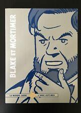 E.P. JACOBS * BLAKE ET MORTIMER * COFFRET COLLECTOR MARQUE JAUNE & ONDE SEPTIMUS
