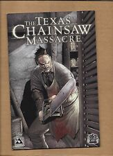 TEXAS CHAINSAW MASSACRE  #1 SPECIAL HOUSE OF HORROR AVATAR LEATHERFACE  NEW LINE