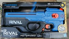 NERF Rival Motorized Blaster Charger MXX 1200 Blue
