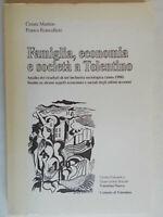 Famiglia economia e società a TolentinoMartino Biancofioremarche sociologia 7